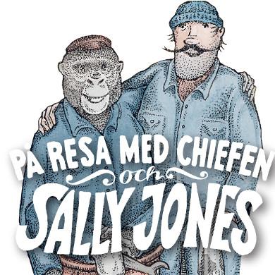 Chiiffi ja Sally Jones