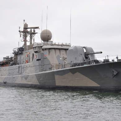 Tykkivene Karjala