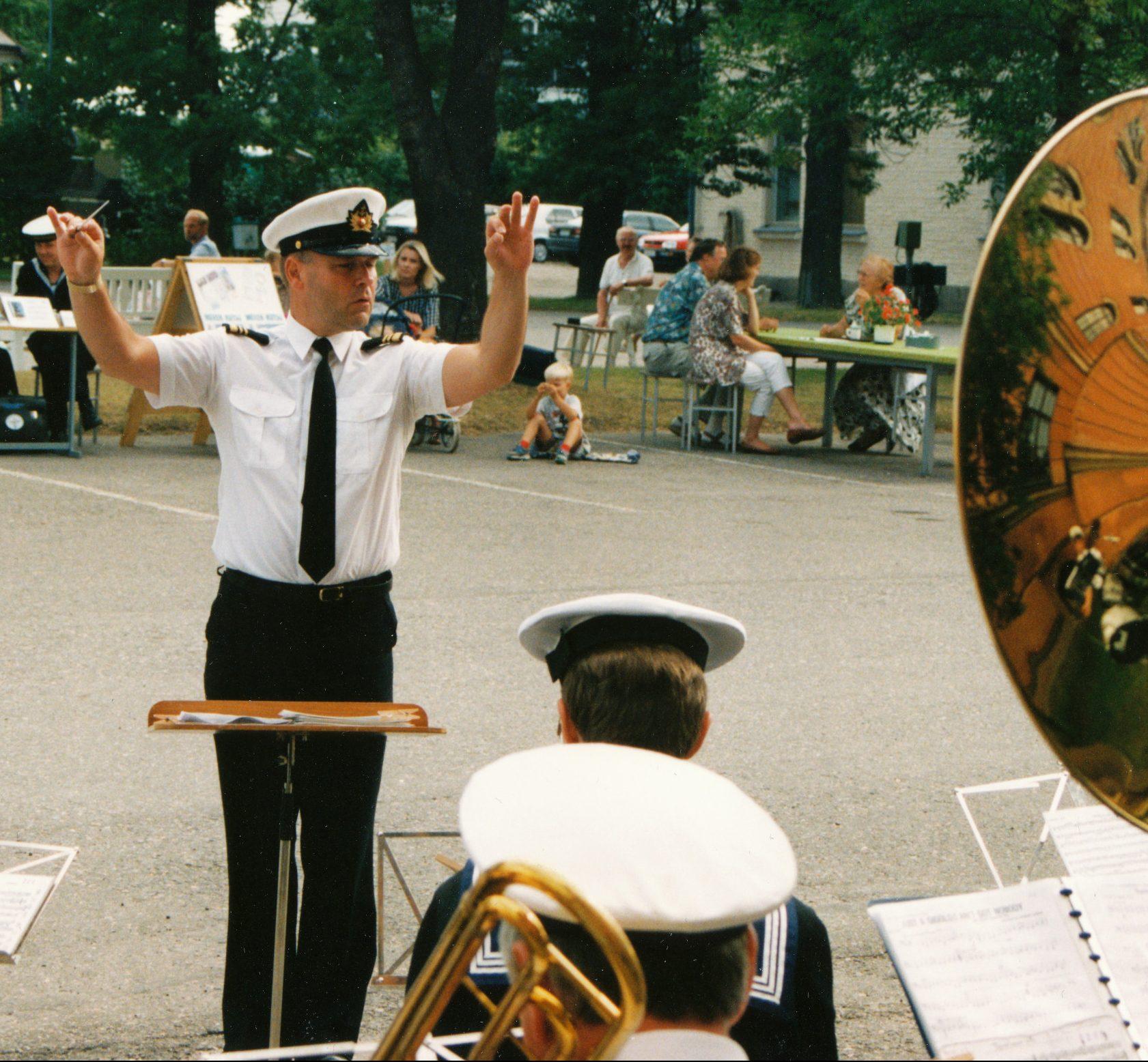 Laivaston soittokunta 100 vuotta