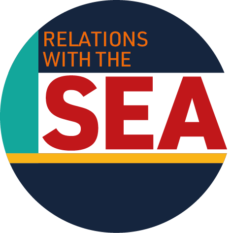 Relations with the Sea