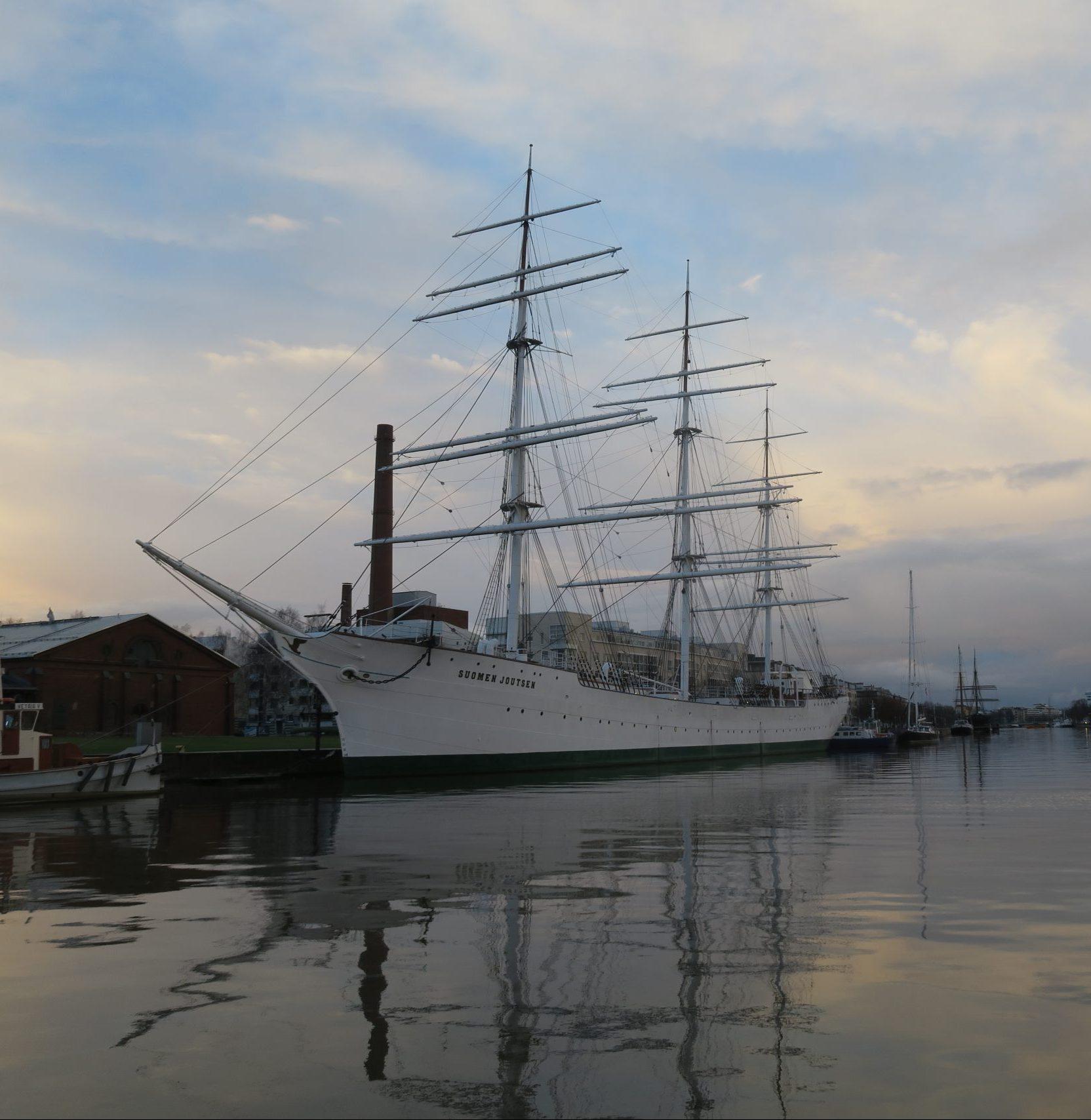 Suomen Joutsen Digimuseossa