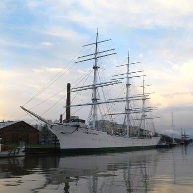 Fregatti Suomen Joutsen